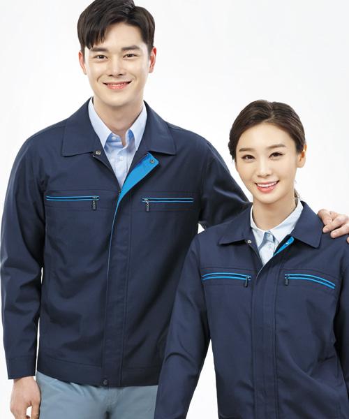 PV-SM-J1502 춘하사무복(트로피컬원단:남녀공용)