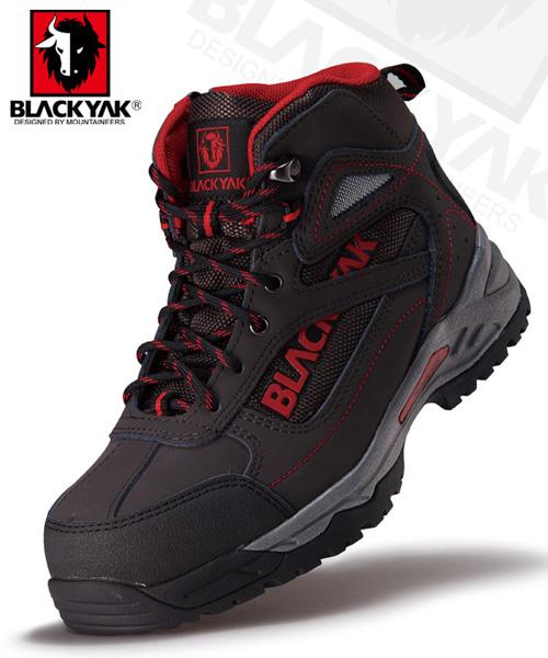 블랙야크 YAK-66 레드(6인치:메쉬)