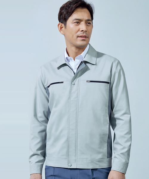 ZB-J132 근무복(남녀공용:춘하:트로피컬)