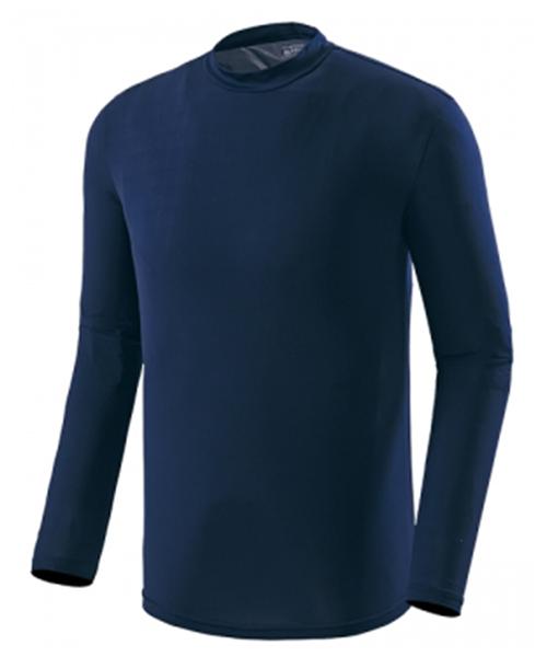MT-2056 경량 긴팔 티셔츠(네이비:춘하:UV차단)