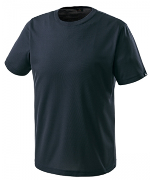 MT-208 쿨론 라운드 티셔츠(차콜:춘하:반팔)
